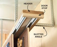 """Small Shop Solutions Great ideas from space-challenged woodworkers just like you. Sliding Wall-O-Tools By Sue Brunclik I built this 8-ft.-long shelf system to take advantage of the narrow space in the corner of my garage. When the unit is """"closed,"""" I've got ready access to the tools hanging on both doors. By sliding one or both doors, I can get to every inch of shelf space behind them. I got …"""