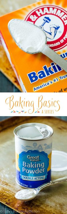 Become a better baked by learning the REAL differences between the two!