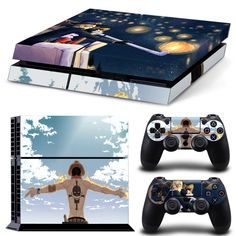 Awesome Click to Buy uc uc Popular Custom Sticker Wrap Protector for Sony PS Console ue ue