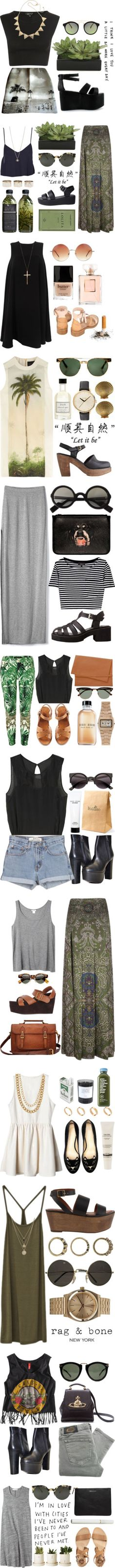 """""""❥ What I'd Wear"""" by itsmelane ❤ liked on Polyvore"""