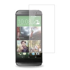 Reiko 2Pcs Screen Protector HTC One M8 Mini