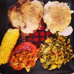 Southern Sunday Lunch!!