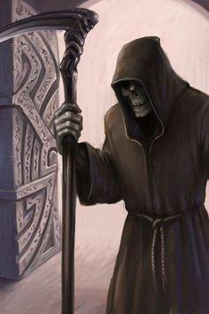 Grim Reaper. Beneficiary!!!!