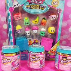 Bubbleisha Opens All Of These Shopkins Season 6 In This Video