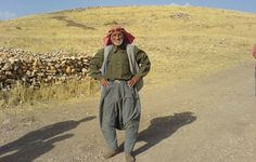 The solitary Kurdish man, on that summer's day in 1994, had made the greatest archaeological discovery in 50 years. Others would say he'd made the greatest archaeological discovery ever:
