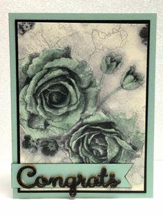 Stamp 4 fun with Selene Kempton: Timeless Elegance DSP