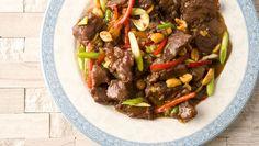 Kung Pao Venison Recipe