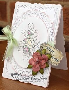 Heartfelt Creations | Time To Get Well