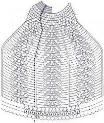 Discussion on LiveInternet - Russian Online Diaries Service Lampe Crochet, T-shirt Au Crochet, Crochet Lampshade, Crochet Capas, Crochet Gratis, Crochet Chart, Crochet Home, Filet Crochet, Crochet Stitches