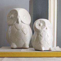 Google Image Result for http://casadiseno.files.wordpress.com/2011/09/west-elm-ceramic-owls1.jpg