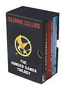 The Hunger Games Trilogy Boxed Set eBook hacked. The Hunger Games Trilogy Boxed Set by Suzanne Collins (Author) The uncommon, historic New York Times smash hits The Hunger Games and Catching Fire, alongsi. The Hunger Games, Hunger Games Trilogy, I Love Books, Good Books, Books To Read, My Books, Amazing Books, Suzanne Collins, Thing 1