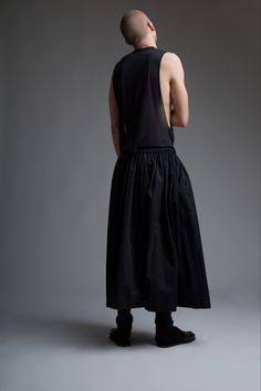 Vintage Yohji Yamamoto Men's Skirt