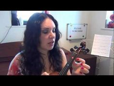 ▶ 'OFFICIAL' How to Play the VIOLIN - Lesson 6 - Learning the 1st finger notes - YouTube