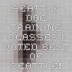 Ahimsa Dog Training Classes | Voted Best of Seattle!