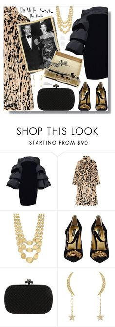 """Fashion Tune Up: Sing About It"" by ames-ym ❤ liked on Polyvore featuring Pierre Cardin, Balenciaga, Paul Frank, Marco Bicego, Dolce&Gabbana, Bottega Veneta, Crosley and Music Notes"
