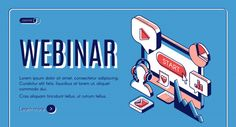 Buy Webinar by vectorpouch on GraphicRiver. Interactive learning background with computer monitor, i. Learning Web, Interactive Learning, Education Banner, Online Presentation, Homepage Design, Web Design, Free Banner, Background Banner, Banner Design
