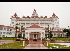 The Grand Floridian, Disneyworld