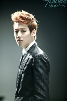 U-KISS Stop Girl Official Picture Kevin