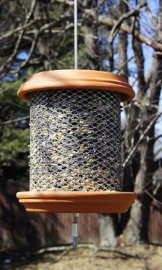25 Best Homemade DIY Bird Feeders for All Kinds of Yards and Gardens #birdhousetips