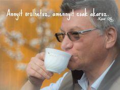 """""""Annyit örülhetsz, amennyit csak akarsz."""" Felföldi Zita Caffeine"""