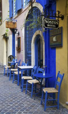 Chania, Crete , Greece