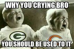 Green bay packers vs bears cutler the interception king Packers Vs Bears, Packers Baby, Go Packers, Packers Football, Greenbay Packers, Vikings Football, Nfl Memes, Football Memes, Sports Memes