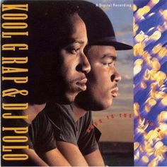 The debut LP from the Kool Genius of Rap, I loved this album for relentless rhyme flow, Polo's raw cuts and Marley Marl's undeniable production talents, and unique usage of samples from the likes of Gary Numan and Kraftwerk. Roadtotheriches.jpg 400×400 pixels