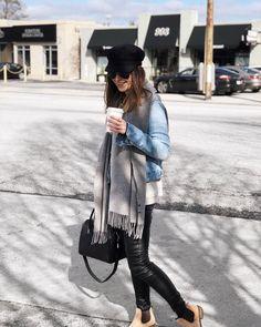 She Does Fashion: Baker Boy Hat and Denim  Urban Outfitters, ASOS, Levis, Acne Studios, Topshop, Baker Boy Hat, Antigona, Givenchy Antigona, #givenchyantigona, denim pants, Starbucks, Coffee, Latte Macchiato, #butfirstcoffee, luxury, high end, highstreet, streetstyle