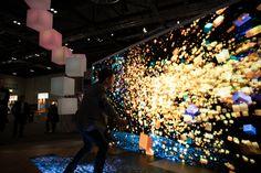Adobe Summit Digital Installation   Cinimod Studio Ltd