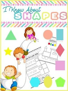 This Product contains 1 poster and 14 activity worksheets for your kids to learn about 2D shapes.For more detail on each sheet, you can see it on preview.Hope this worksheets can be helpful :)Love,MissMissG