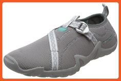 Mountrek Women's Scenic Creek Barefoot Water Shoe,Light Grey,11 M US - Athletic shoes for women (*Amazon Partner-Link)
