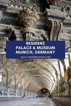 At the Residenz Munich you can see the mark the Wittelsbach dynasty left: a lavish and fantastic museum where visitors can tour the one-time palace. #munich #bavaria #germany