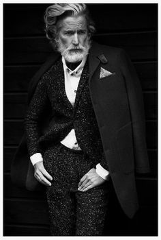 Men's Fashion #beards #classicstyle