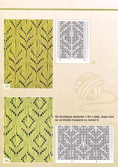model de tricotat gratuit 9