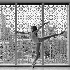 #Ballerina - @isabellaboylston in #NewYorkCity #Bodysuit by @wolfordfashion #Wolford #WolfordBodywear #ballerinaproject_ #ballerinaproject #dance by ballerinaproject_
