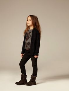 all saints kids x - my daughter would never but this is so cute.