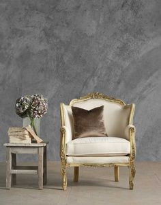 Chair in bedroom 9 Furniture, French Chairs, Cottage Chairs, Farmhouse Chairs, Romantic Interior, Home Decor, Dining Room Victorian, Home And Living, Upholstered Chairs