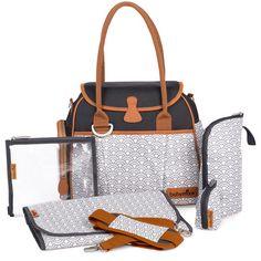 Sac style bag Black de Babymoov