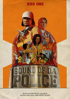 MusiXploitation: Hip Hop Icons In Great Vintage Posters