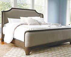 Larrenton Queen Panel Bed