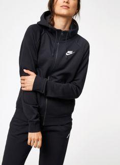 Sweat à capuche Nike Sportswear Femme Tech Fleece Full Zip Bleu glacier