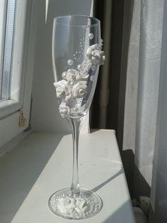 Wedding glasses by WeddingGlassesVik on Etsy