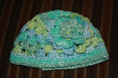 Baby hat made from cotton. size 6 to 9 months  $10
