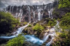 Водопад Pearl Shoal