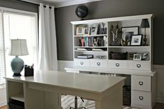 Original Home Office™ by Ballard Designs  I  via Southern State of Mind