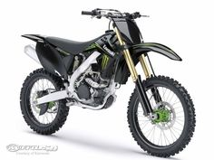 Kawasaki 250 Dirt Bike Monster http://www.stosum.com