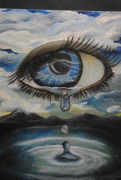 Eyes Artwork, Applis Photo, Eye Art, Drawing Tools, Surreal Art, Art Projects, Art Drawings, Mandala, Digital Art