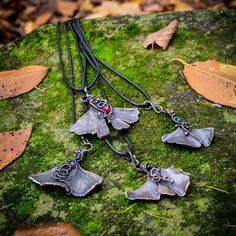 Autumn photos of my latest creation :) Necklaces available now  in my shop.