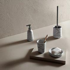 Buy Design Project by John Lewis No 079 Soap Dispenser, Grey Slips Online at johnlewis.com