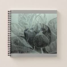 Sunflower Ready to Blossom Notebook - diy cyo personalize design idea new special custom